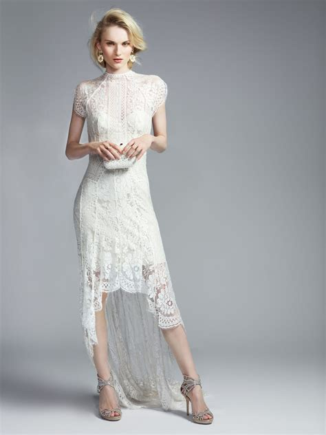 lover lace wedding dress 2013 exclusive bridal designer collection from net a porter onewed