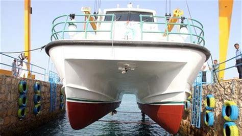 Catamaran Ferry Safety by Iranian Firm Building First Catamaran Passenger Ship