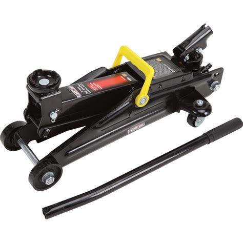 ironton 2 ton hydraulic service with 360 176 handle floor jacks northern tool equipment