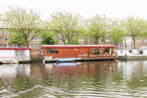 Woonark Te Koop Den Haag by Woonark Woonboot Waterwonen Woonark Kopen Den Haag