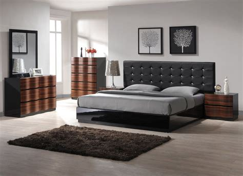 Contemporary King Size Beds  Home Design