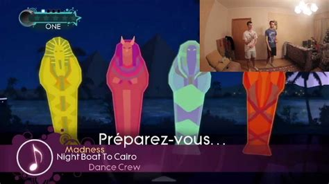 Madness Night Boat To Cairo Just Dance by Just Dance 3 Night Boat To Cairo Madness Youtube