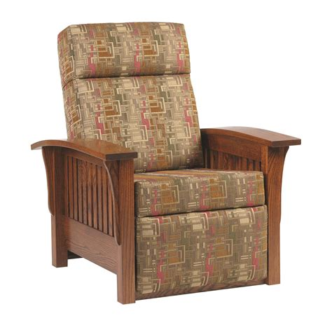amish heartland slat mission recliner 100 images paneled mission morris chair with
