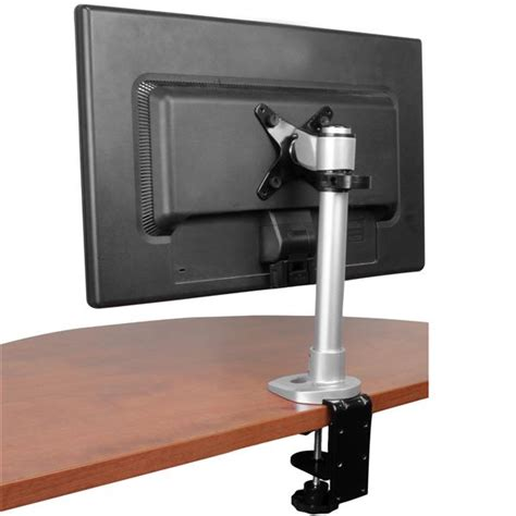 height adjustable monitor arm grommet desk mount