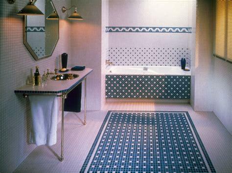carrelage mosa 239 que pour salle de bain blanc et bleu photo 15 20 antid 233 rapant et anti tache