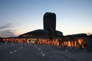 king abdulaziz center for world culture by snøhetta
