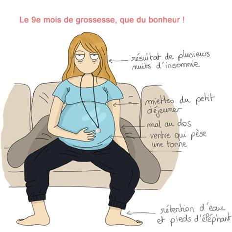 la grossesse enfin de mon point de vue maman chou