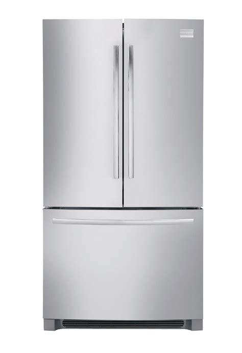 frigidaire counter depth door refrigerator