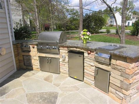 Outdoor Kitchens  Anderson Greenscapes