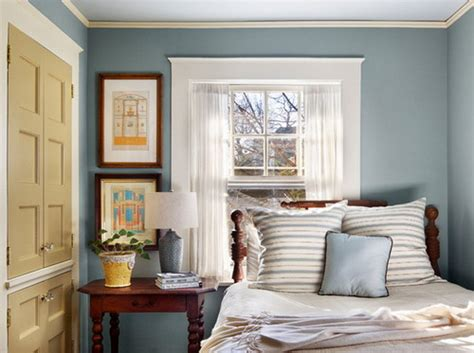 Choosing The Best Paint Colors For Small Bedrooms-home