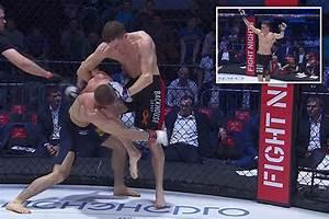 Jack McGann: Scouse MMA phenom set to take on UFC veteran ...