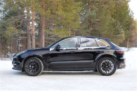 2018 Porsche Macan Release Date, Refresh, Changes