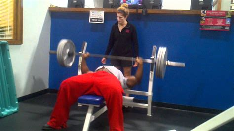 315 Bench Press For 50 Reps Jason 405 Youtube