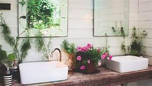 Badgestaltung Mit Pflanzen : ideen f r ihr neues badezimmer das badmagazin ~ Markanthonyermac.com Haus und Dekorationen