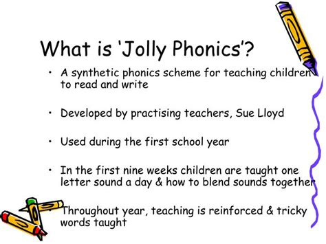 Ppt  An Introduction To Jolly Phonics Powerpoint Presentation Id1269689