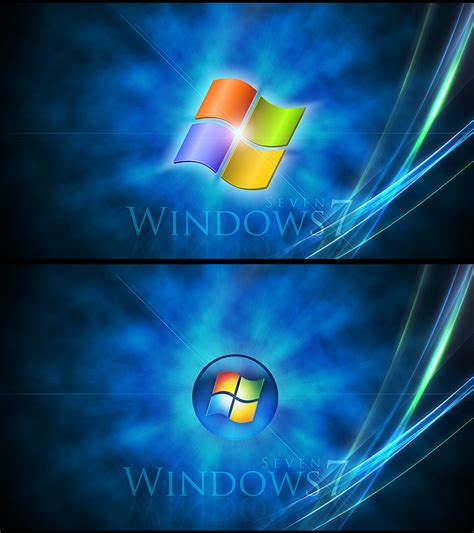 Windows 7 Wallpapers + Hd By Phil2001 On Deviantart