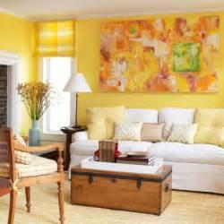 luminous interior design ideas and shining yellow color schemes