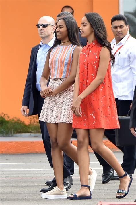 Sasha Obama Style Evolution  Teen Vogue