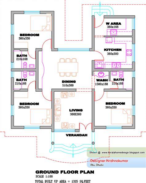 one level house floor plans single level house floor plans kerala single floor house plans single floor house plans