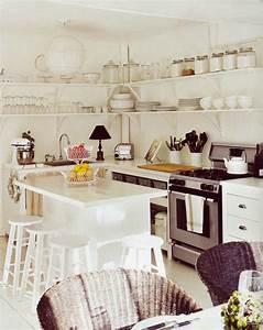 Stauraum Kleine Küche : offene regale funktionale stauraum ideen in form von regalen ~ Markanthonyermac.com Haus und Dekorationen