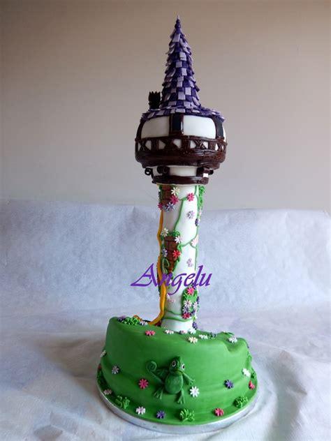 g 226 teau tour de raiponce tangled tower cake ma patisserie contact isilda neuf fr