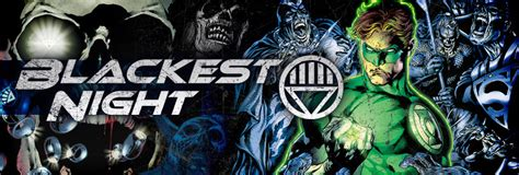 is dc s green lantern quot blackest quot storyline coming to the company s tv universe