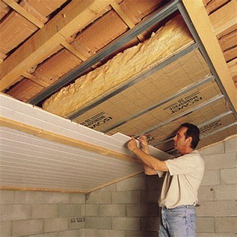 lovely pose lambris pvc plafond 12 isolation simple sous charpente par isolant sur