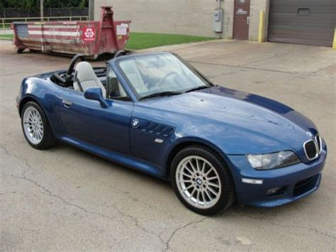 Find Used 2001 Bmw Z3 Roadster Convertible 3.0l Very Rare