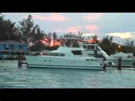 Catamaran To Bahamas From Miami by Cruising From Key West To The Bahamas On A Lagoon Powercat