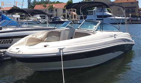 Used Sea Ray Sundeck Boats For Sale by Sea Ray 220 Sundeck New And Used Boats For Sale Buy A