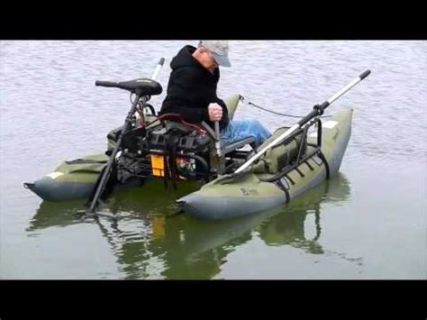 Inflatable Pontoon Boats Youtube by Colorado Xts Inflatable Pontoon Boat Personal Watercraft