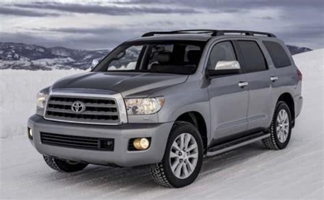 2019 Toyota Sequoia Spy Photos  Toyota Overview