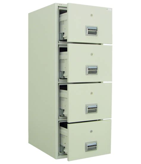 4 Drawer Fireproof File Cabinet by Steelwater Fireproof 4 Drawer File Cabinet Swffc 400k