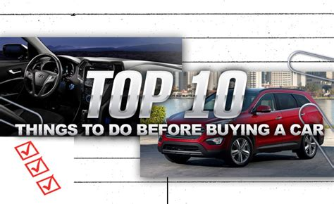 Top 10 Things To Know Before Buying A Car » Autoguide.com News