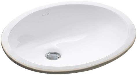 kohler k 2209 0 white caxton 15 quot undermount bathroom sink