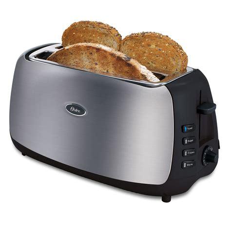 Oster® 4slice Longslot Toaster At Ostercom