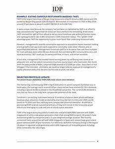 JDP Capital Management 2017 Annual Partnership Letter ...