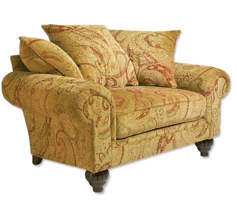 oversized chair and ottoman highland chair and ottoman orvis