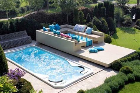 les plus beaux spas de nage en photos spa de nage acrylique par clair azur photo 5