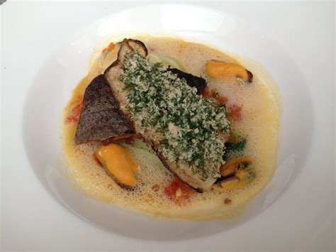 The Free Main Dish  Fish  Picture Of L'ecole, New York
