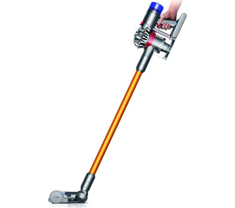 buy dyson v8 absolute cordless bagless vacuum cleaner nickel iron free delivery currys