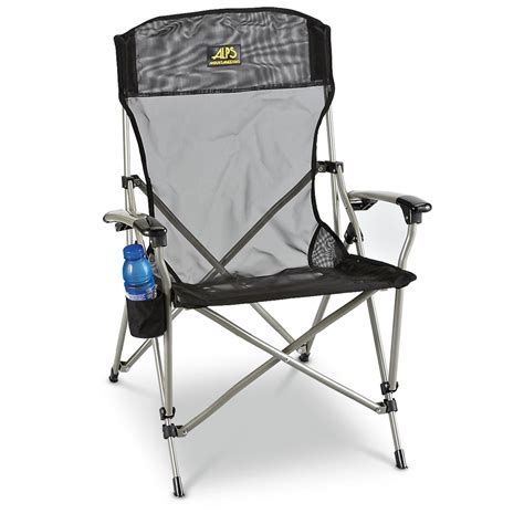 alps mountaineering 174 mesh leisure chair 170825 chairs at sportsman s guide