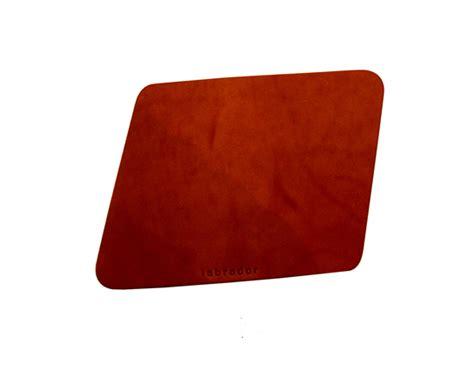 tapis de souris en cuir tapis de souris ergonomique labrador