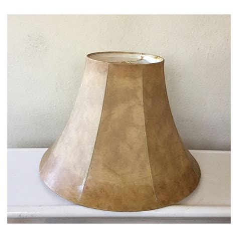 rawhide l shade rustic leather l shade south western
