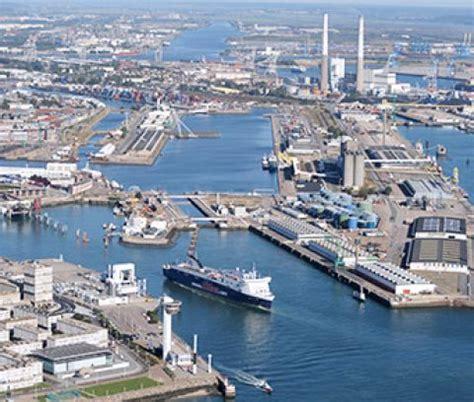 lhp agency op 233 rateur portuaire au port du havre