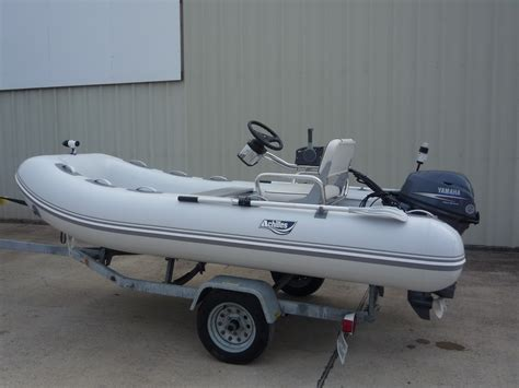 Used Inflatable Boats by Inflatable Boats Triad Marine Kemah Tx