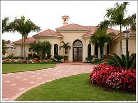 Mediterranean Style Homes : Great Mediterranean Style Homes What Make