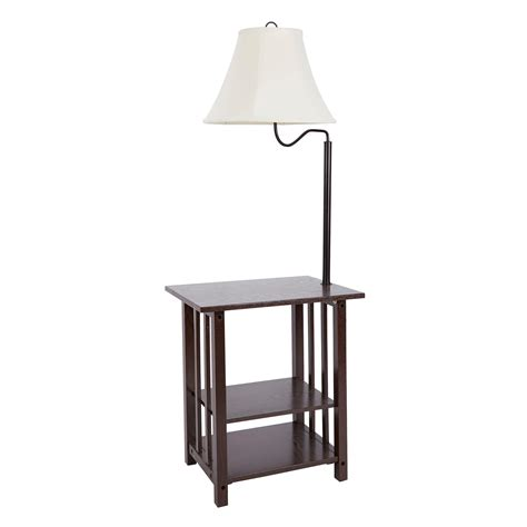 end table with attached l reasons to buy warisan