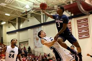 UConn Men Defeat Loyola Marymount 65-62 For First Win Of ...
