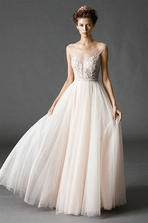 21 Ultra Romantic Tulle Wedding Dresses  Modwedding. Meaning Of Red Wedding Dress Indian. Wedding Dresses With An Open Back. Beautiful Rhinestone Wedding Dresses. Tea Length Wedding Dresses For Mother Of The Bride. Lavender Wedding Bridesmaid Dresses. Wedding Dress With Mint Green. Tulle Wedding Dress With Beading. Mature Wedding Dresses With Sleeves